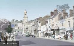 Chatham, Military Road c.1960