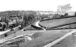 Chatham, New Road c.1955