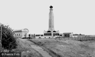 Chatham, Royal Naval Memorial c1960