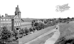 Chatham, St Bartholomew's Hospital c.1960