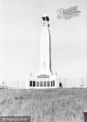 Chatham, The Memorial c.1965