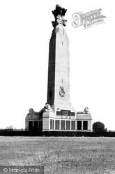 Chatham, The Royal Naval Memorial c.1955