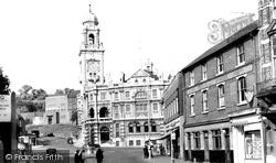 Chatham, Town Hall c.1960