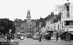 Chatham, Town Hall c.1966