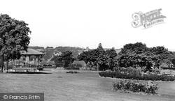 Chatham, Victoria Gardens c.1960
