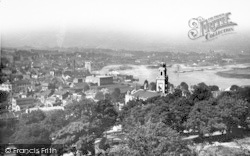 Chatham, View From Great Lines c.1955