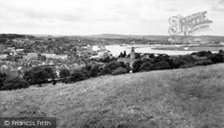 Chatham, View From The Lines c.1960