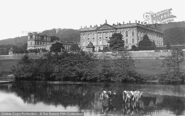 Chatsworth, 1886