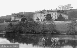 1886, Chatsworth House
