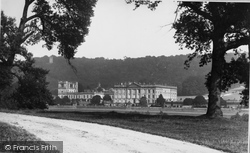 Chatsworth House, 1886