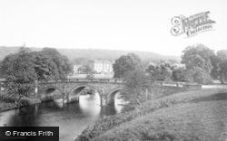 And Bridge 1886, Chatsworth House