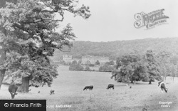 And Park c.1960, Chatsworth House