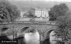 And The Bridge 1886, Chatsworth House
