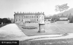 c.1950, Chatsworth House
