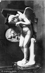 Cupid And Butterfly c.1876, Chatsworth House
