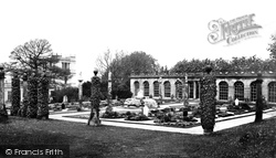 French Gardens c.1870, Chatsworth House