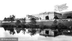 From The River c.1870, Chatsworth House