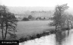 From The River c.1955, Chatsworth House