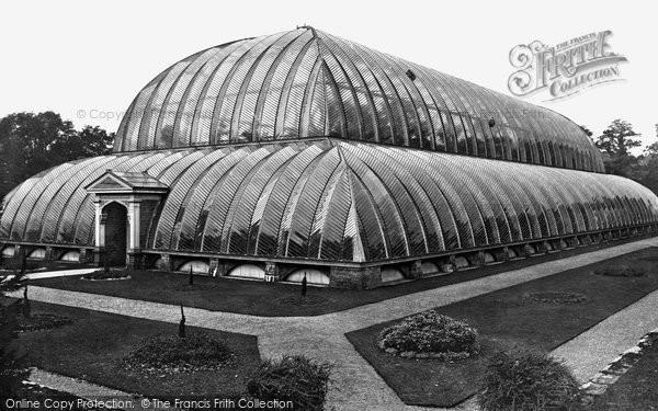 Chatsworth, Palm House c1876
