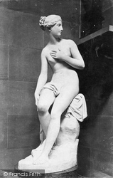 Sculpture Hall, Statue c.1876, Chatsworth House