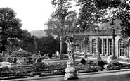 Chatsworth, the Gardens c1876