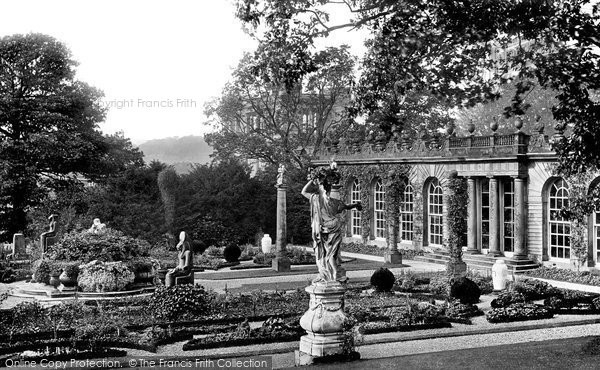 Chatsworth House photo