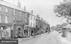 High Street c.1955, Chatteris