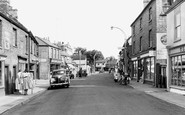 Chatteris, High Street c1955