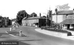 Chatteris, Market Hill c.1960