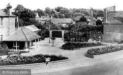 Chatteris, The Gardens c.1960