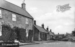 Church Hill c.1955, Chatton