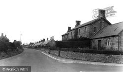 Chatton, The Village c.1955