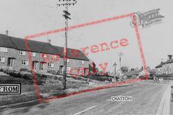 The Village c.1955, Chatton