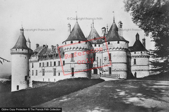 Photo of Chaumont Sur Loire, Chateau De Chaumont c.1935