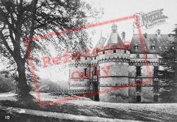 Chateau De Chaumont c.1935, Chaumont-Sur-Loire