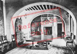Chateau De Chaumont, Dining Room c.1935, Chaumont-Sur-Loire