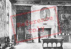 Chateau De Chaumont, Interior c.1935, Chaumont-Sur-Loire