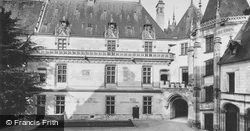 Chateau De Chaumont, Left Wing c.1935, Chaumont-Sur-Loire