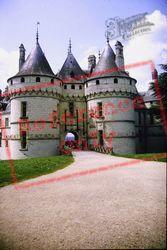 Chateau De Chaumont, Main Entrance 1984, Chaumont-Sur-Loire