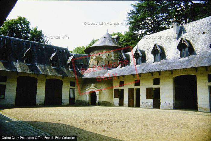 Photo of Chaumont Sur Loire, Chateau De Chaumont, Stables And Dovecote 1984