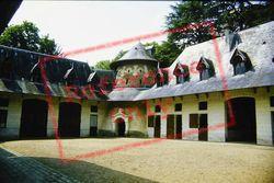 Chateau De Chaumont, Stables And Dovecote 1984, Chaumont-Sur-Loire
