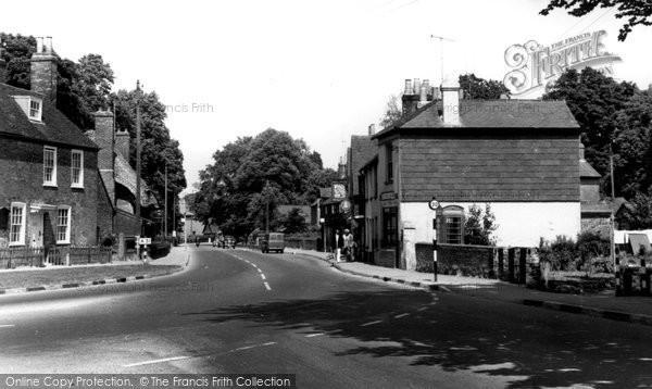 Chawton, c1960