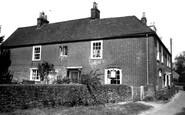 Chawton, Jane Austen's House c1960