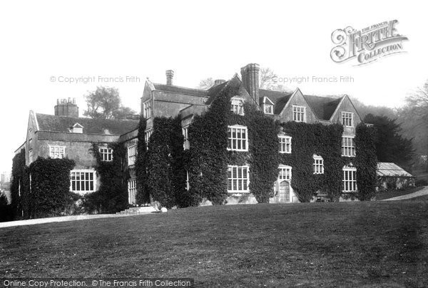 Chawton, House 1897