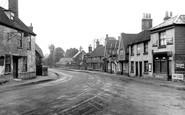 Chawton, the Village 1928