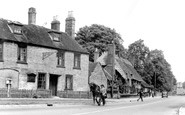 Chawton, the Village c1955