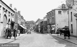 Cheadle, High Street c.1955