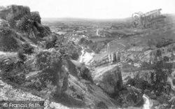 Cheddar, 1908
