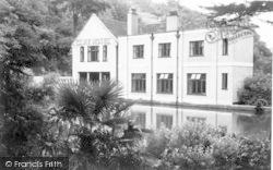 Cheddar, Cliff Hotel c.1950