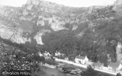Cheddar, Cliffs 1910